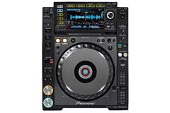 DJ afspillere