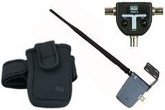 Tilbehør til trådløse mikrofoner