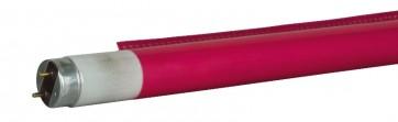 Farvefilter til 120cm lysstofrør - mørk pink