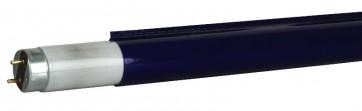 Farvefilter til 120cm lysstofrør - dyb blå