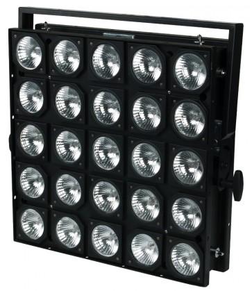 Matrix 5x5 Blinder DMX til 25 stk. PAR30 75w pærer
