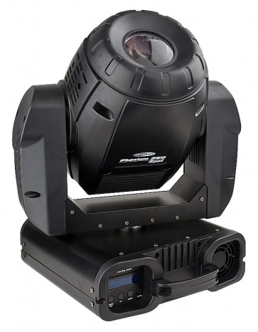 Showtec Phantom 250W MSD movinghead DMX m. pære
