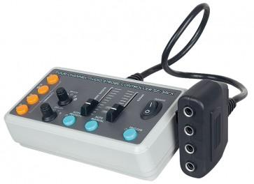 Showtec Thunderstrobe 80 Controller, musikstyret