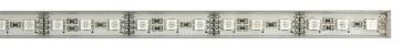 LED skinne alu 72 LED RGB 12V 1m - IP67