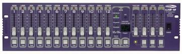 Showtec Lite-12 - 12 kanals DMX lysstyring