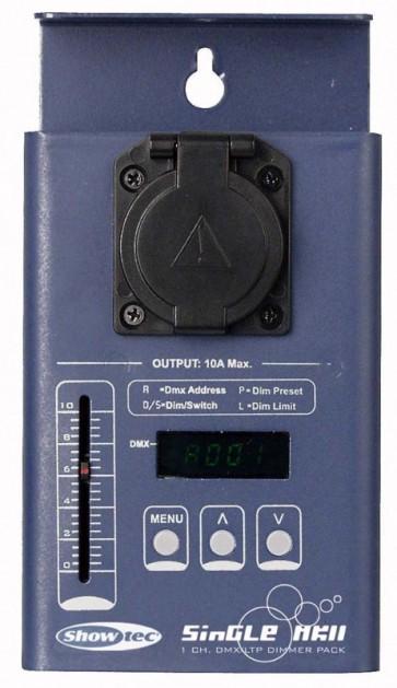 Single 2 - DMX dæmper/switch 1 kanal på 2200W