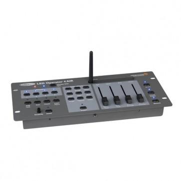 LED Operator 4 AIR DMX batteri styring