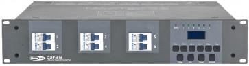 Showtec DDP-616 - DMX dæmper 6x16A - uden stik