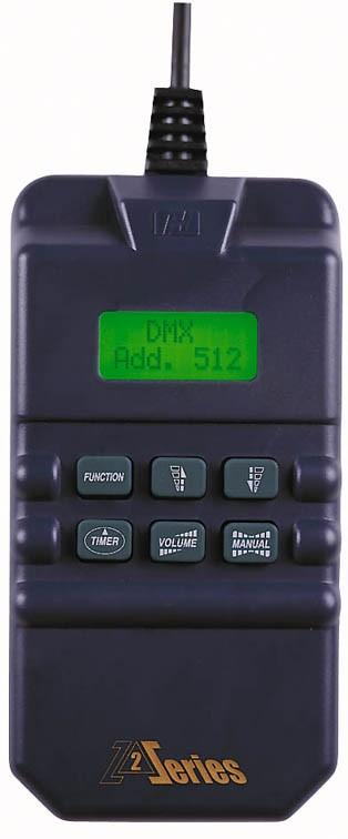 Antari Digital remote til Antari Z1500 & Z3000