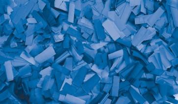 Showtec konfetti 1 kg blå