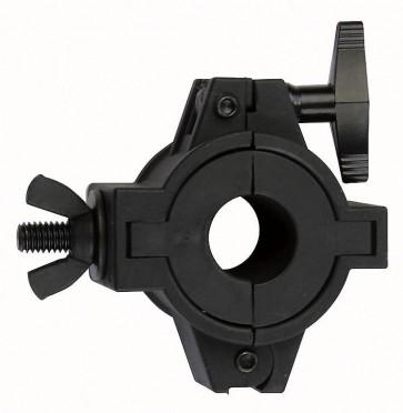 "Showtec PVC pipe clamp 1"" - 25mm."