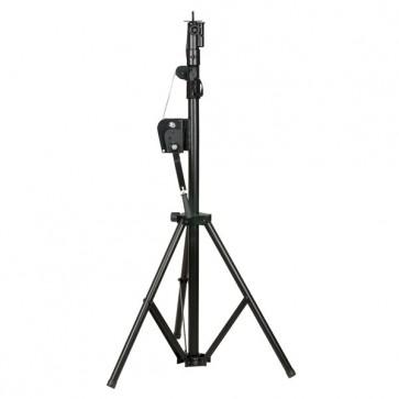 Wind-up stativ til følgespot 211cm max 20 kg