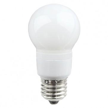 LED pære med RGB dioder, farveskift, 60mm.