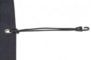 Shockcord til montering af rig-dug, 25cm hvid