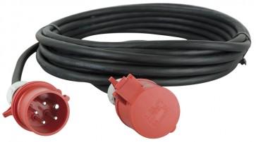 Forlængerkabel CEE400V/16A - 50 mtr. 5x2,5mm2