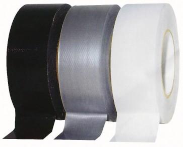 Nichiban gaffa-tape 50mm/50m, sort