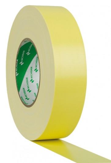 Showtec Gaffa-tape 38mm/50m, gul