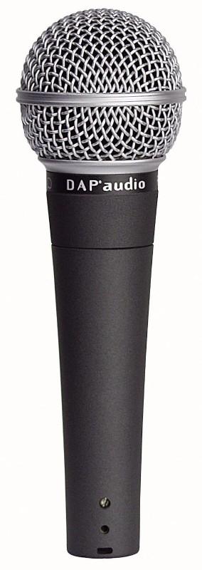 DAP PL-08 dynamisk vokal mikrofon