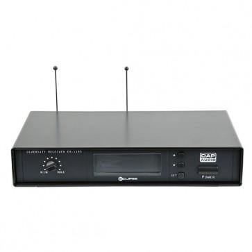 DAP ER-1193 1-kanals UHF modtager m 193 frekvenser