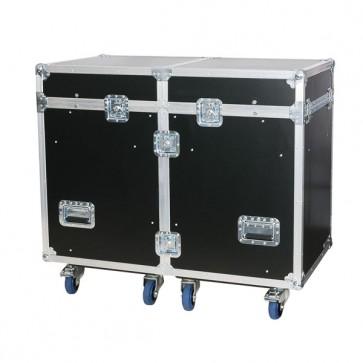 Flightcase til 2 stk. Infinity iS-400