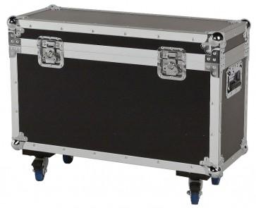 Flightcase til 2 stk. Phantom 50 movinghead