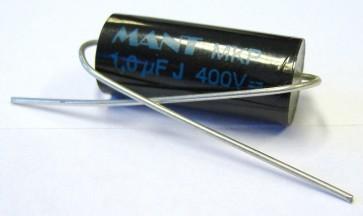 1µF plast kondensator, 400V