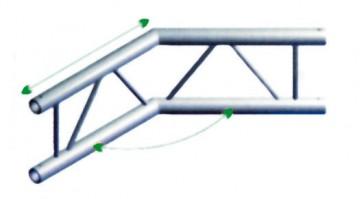FS30-005V stigebro - 135 grader hjørne - lodret