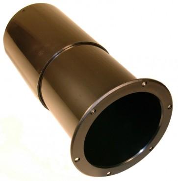 Variabelt basreflexrør Ø11cm