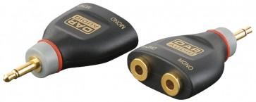 Adaptor mini-jack til 2 x mini-jack splitter