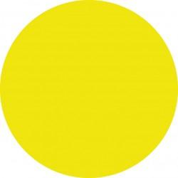 Farverulle - farve 101 - gul 130x760cm