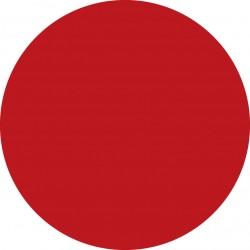 Farve ark - farve 106 - rød 50 x 120cm
