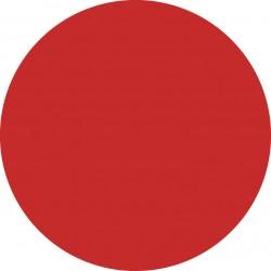 "Farve ark - farve 164 - ""flamme"" rød 50 x 120cm"