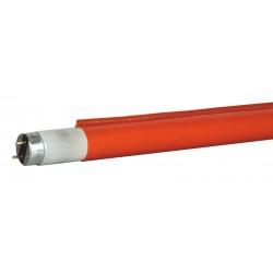 Farvefilter til 120cm lysstofrør - orange