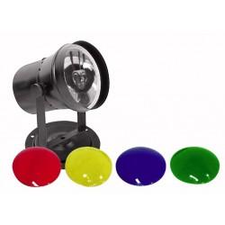 Pinspot sæt med farveskåle