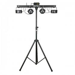 Showtec QFX lyssæt - 4 effektbar i et