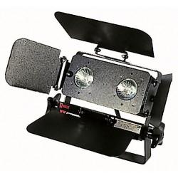 Showtec Compact Blinder 2 med barndoors - 2x250W