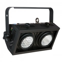 Showtec LED Blinder 2x50W DMX 3200K
