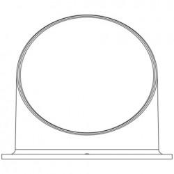 Glare Shield til Performer Profile Mini