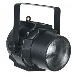 Showtec Powerbeam 10 LED spot m. farveskift