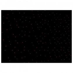 Star Sky II- LED stjernetæppe 3x6m. RGB dioder