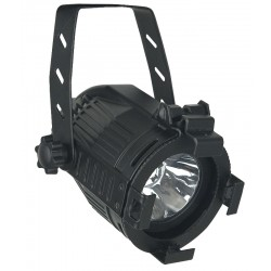 Showtec LED Pinspot Pro 3W LED sort 5°