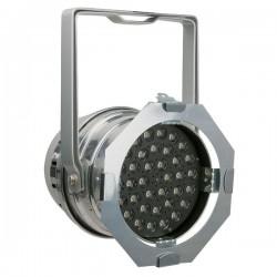 LED Par 64 hvidt lys 90W CW/WW blank