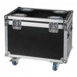 Showtec Eventspot 1800 6 stk + flighthcase batteri