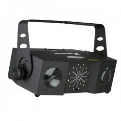 Showtec X-terminator RGBW lyseffekt DMX