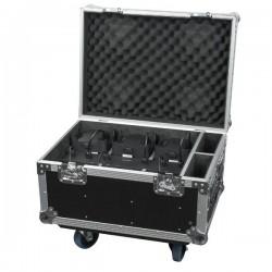 Showtec Eventlite 4/10 Q4 sæt i flightcase
