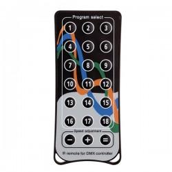 Quick DMX IR Remote til