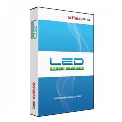 Arkaos LED Master software