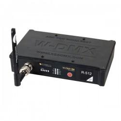 W-DMX BlackBox R-512 MKII G4 modtager