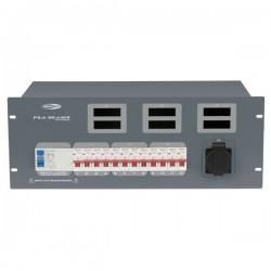 Showtec PSA-32A12S PDA strømdistribution 400V 32A