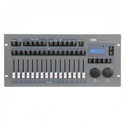 Showtec SM-16/2 FX DMX styring